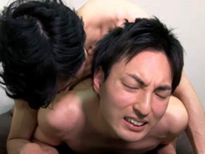 ノンケ同士盛りのついたセックス