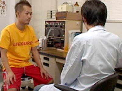 ホモの医者にセクハラされるノンケ患者
