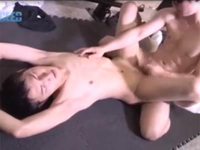 SM調教されるコスプレ男子