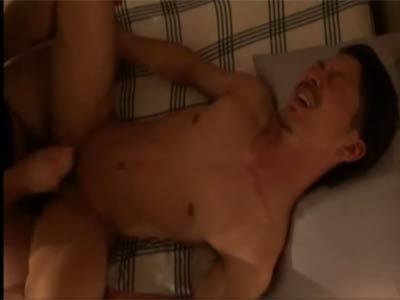 スジ筋男と濃厚セックス